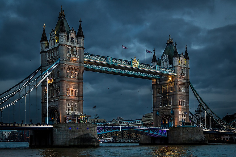Chega janeiro. E, com ele, mais frio em Londres (Foto: Pixabay)