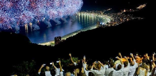 Passar o Ano Novo no alto do Morro da Urca é uma dica  ( Foto: Prefeitura Rio)