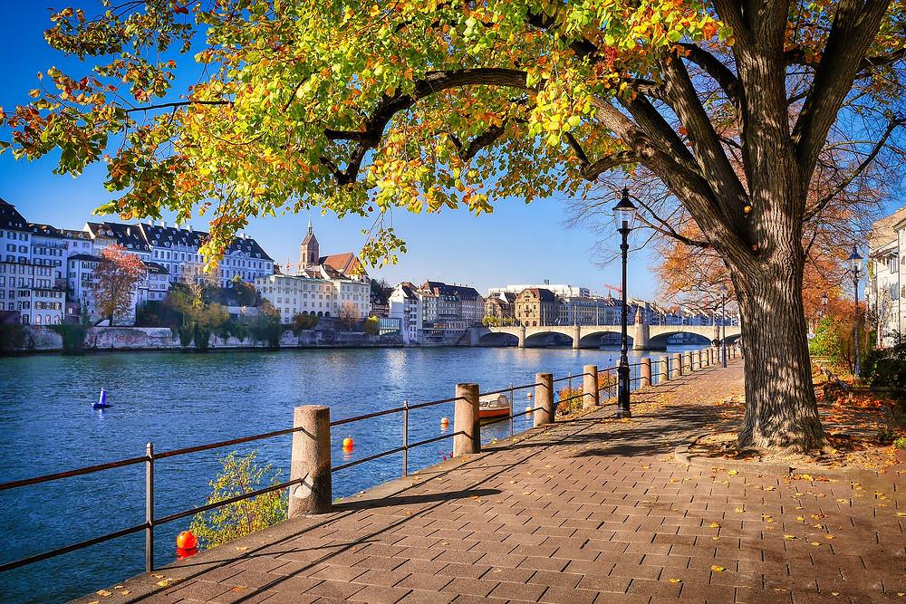 Base, Suíça, Pixabay