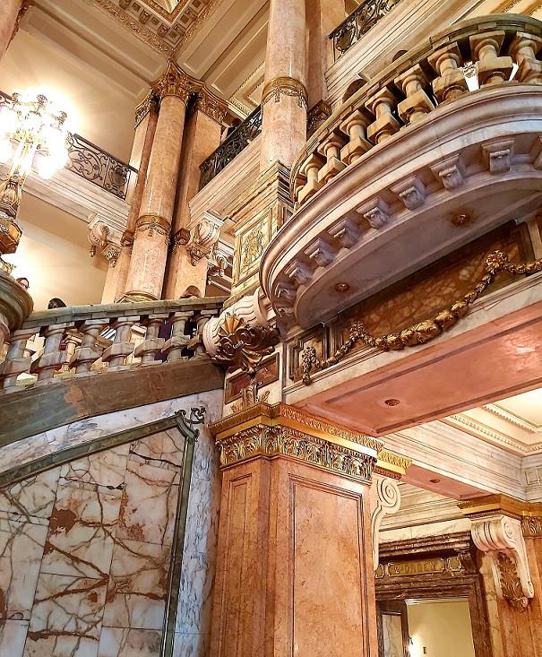 Foyer do Theatro Municipal do RJ, Guiga Soares