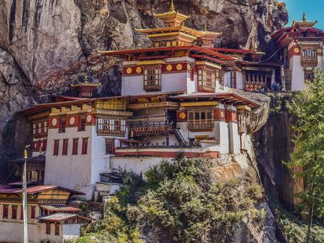 Viagem ao Butão, o país da felicidade