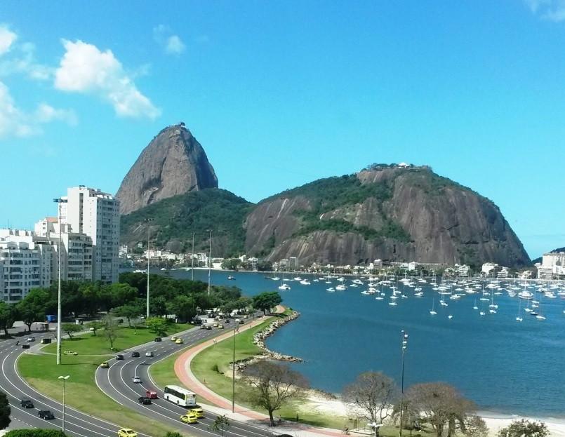 A história do Rio e do país de alguma forma está ligada a esses 4 fortes (Foto: Guiga Soares)