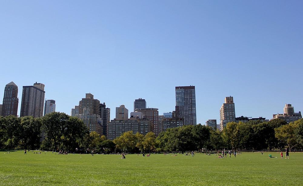 Centra Park, Nova Iorque, Pixabay