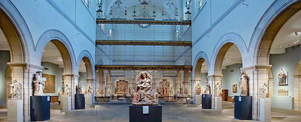 Galeria de arte medieval, The Metropolitan Museum of Art
