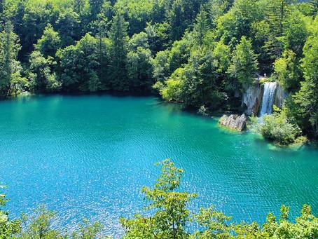Lagos Plitvice na Croácia, mais um lugar para se conhecer