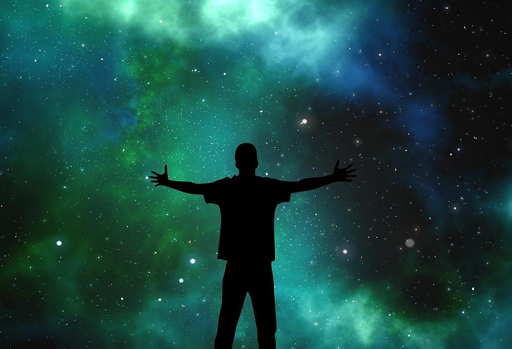Céu estrelado, Pixabay