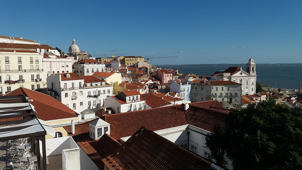 Lisboa do alto, Guiga Soares