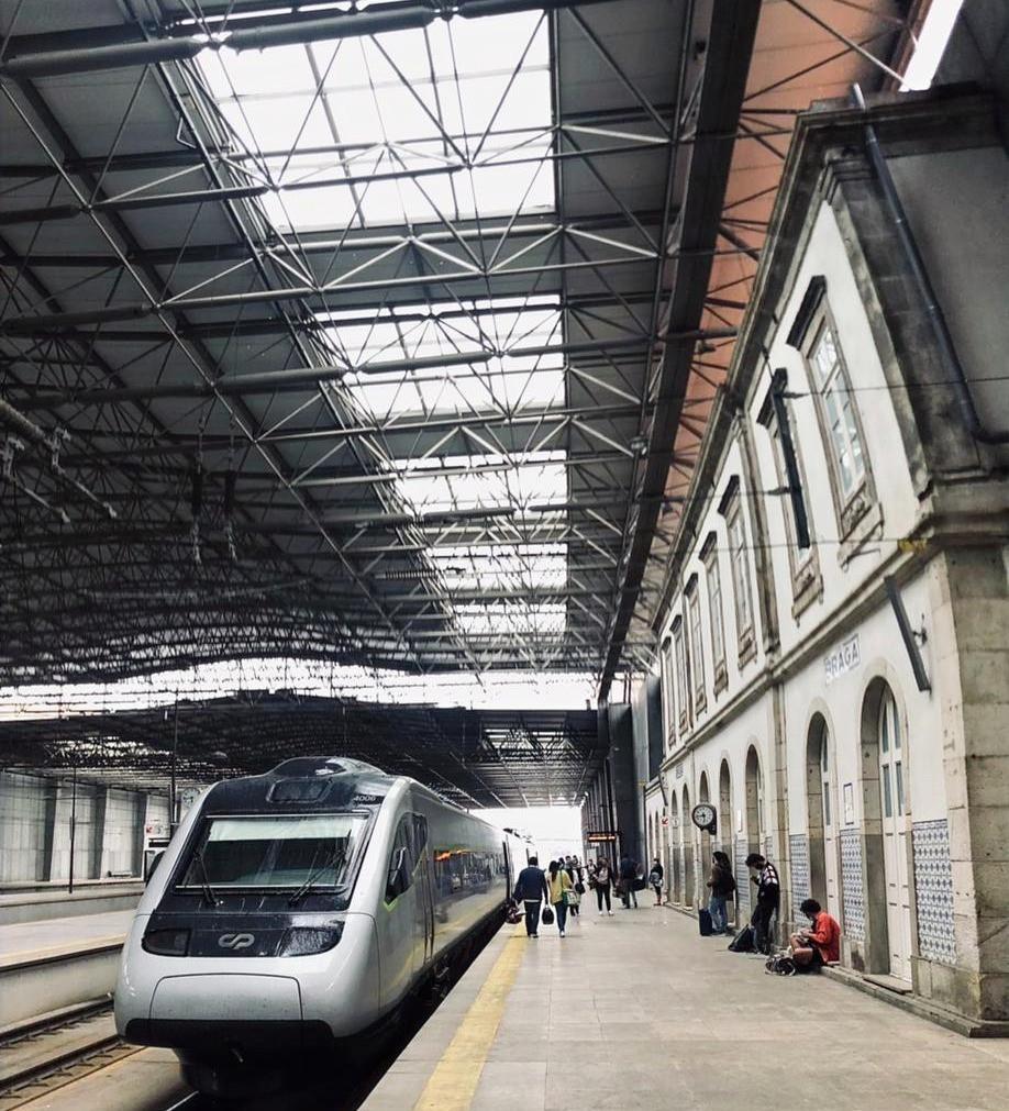 Trem Alfa Pedular, Portugal