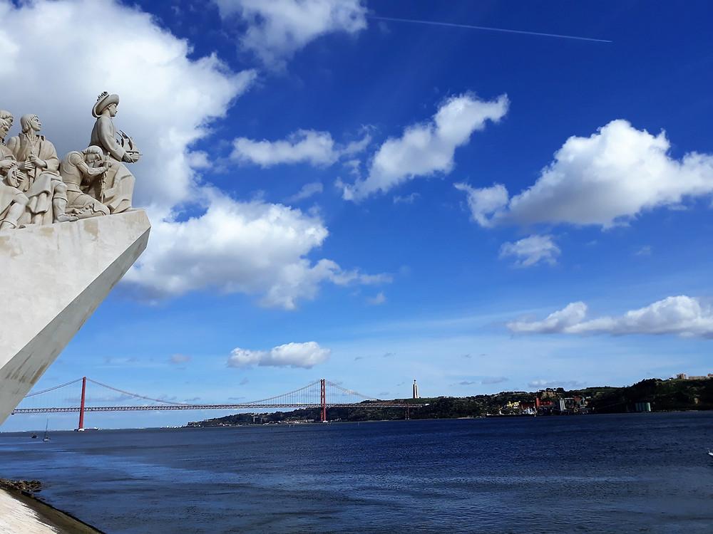 Monumento aos Descobrimentos, Lisboa, Guiga Soares