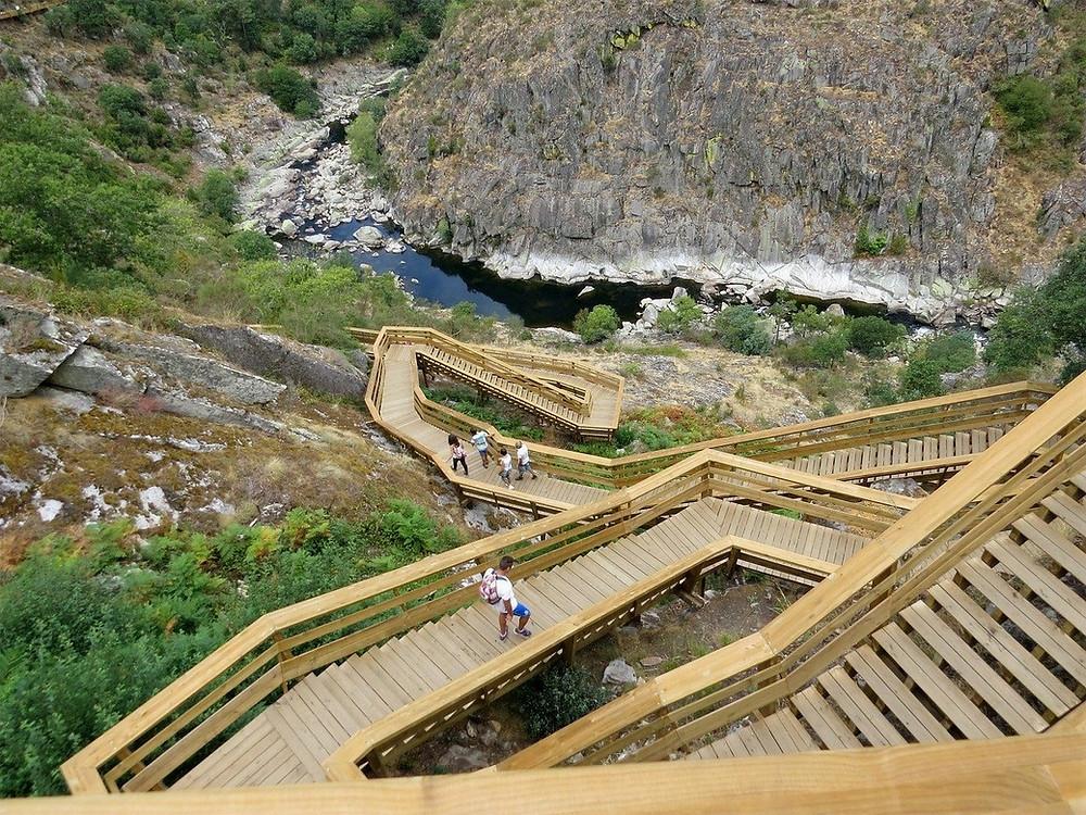 Passadiços de Paiva, Arouca, Portugal