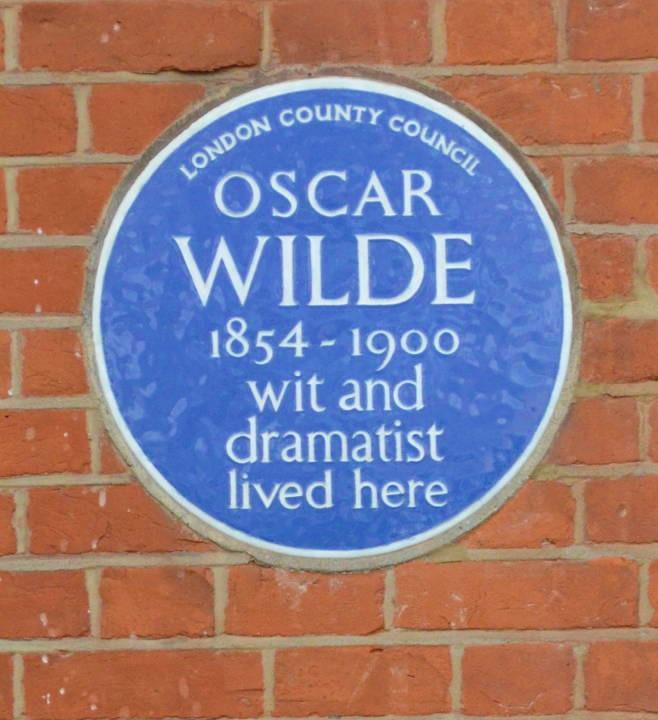 A casa de Oscar Wilde foi transformada em um caro apartamento (Foto: The Victorian Web)