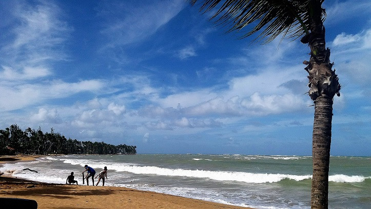 Las Terrenas, República Dominicana, Guiga Soares