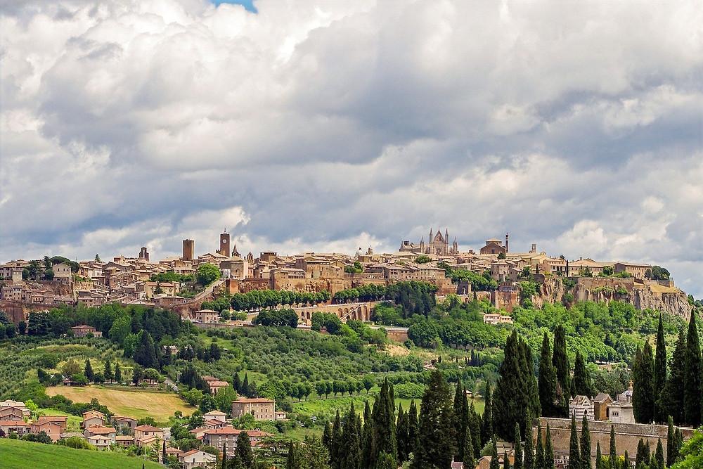 Orvieto, Itália, Pixabay