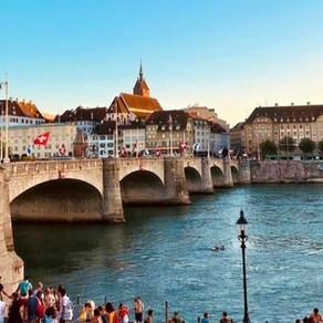 Basel, a capital da Arquitetura na Suíça