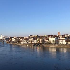 Basel, na Suíça, também em lockdown
