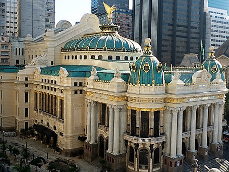 O Theatro Municipal do Rio virtual