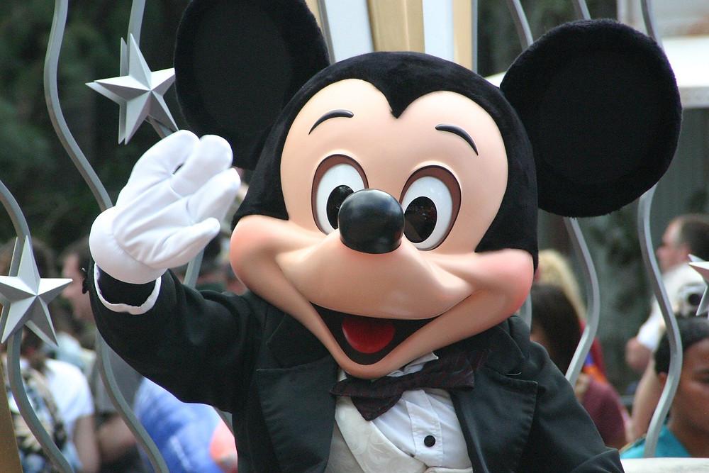 Mickey Mouse, Pixabay