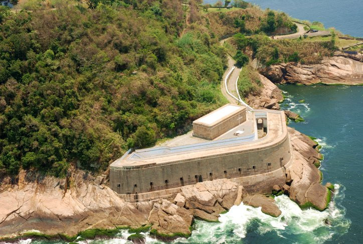 Fortaleza de São João ou Forte da Urca, Rio de Janeiro