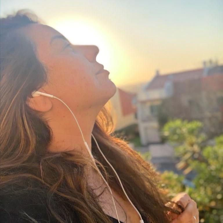 Ana Vilaça em Portugal