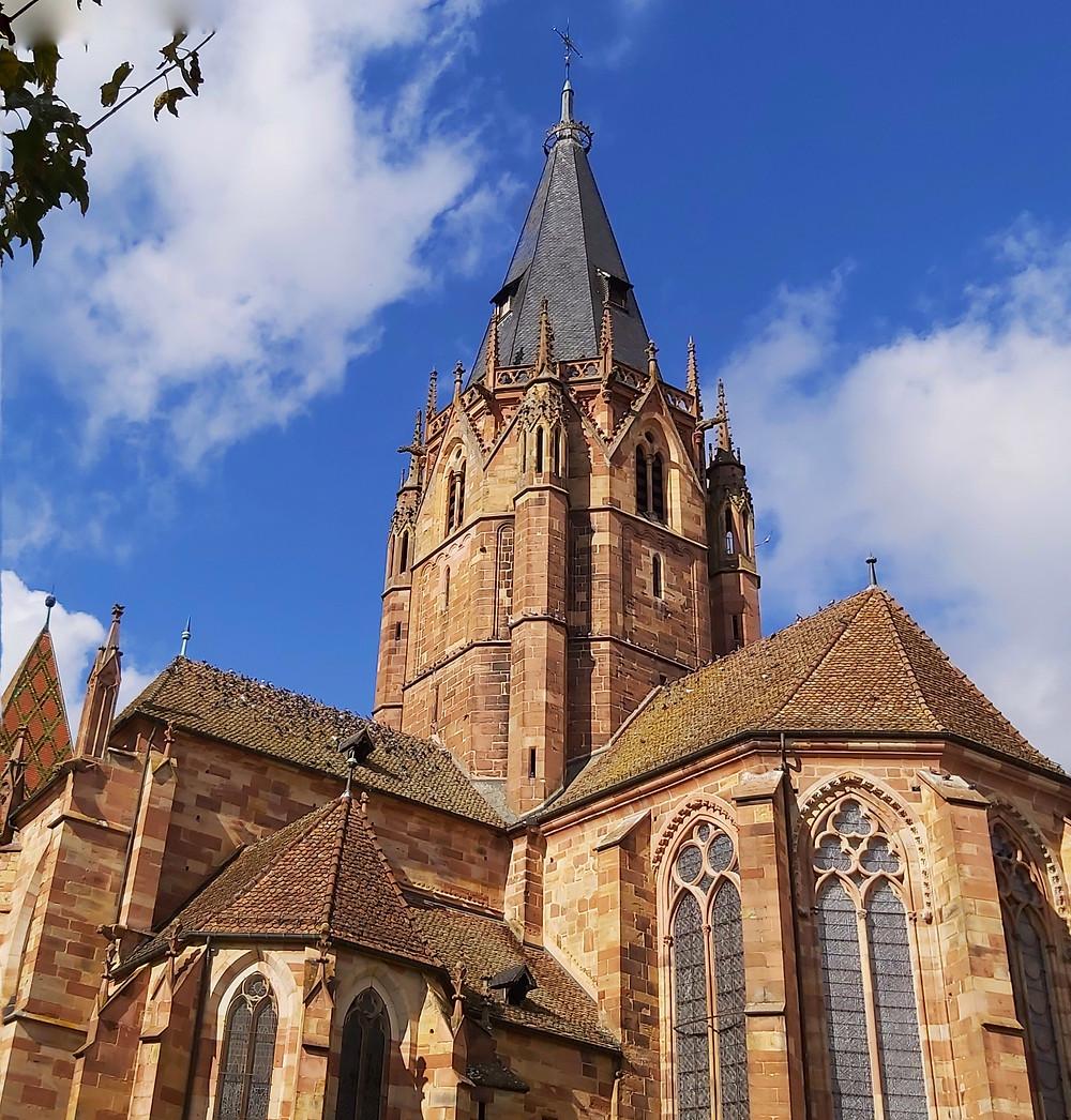 Catedral de São Pedro e São Paulo, Wissembourg, França, Guiga Soares
