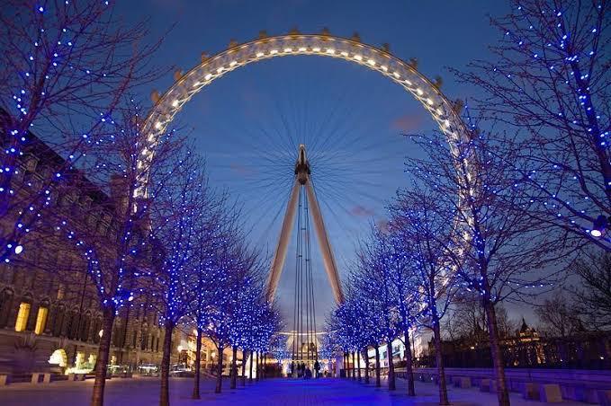 A sempre linda London Eye ( Foto: Visit Britain)