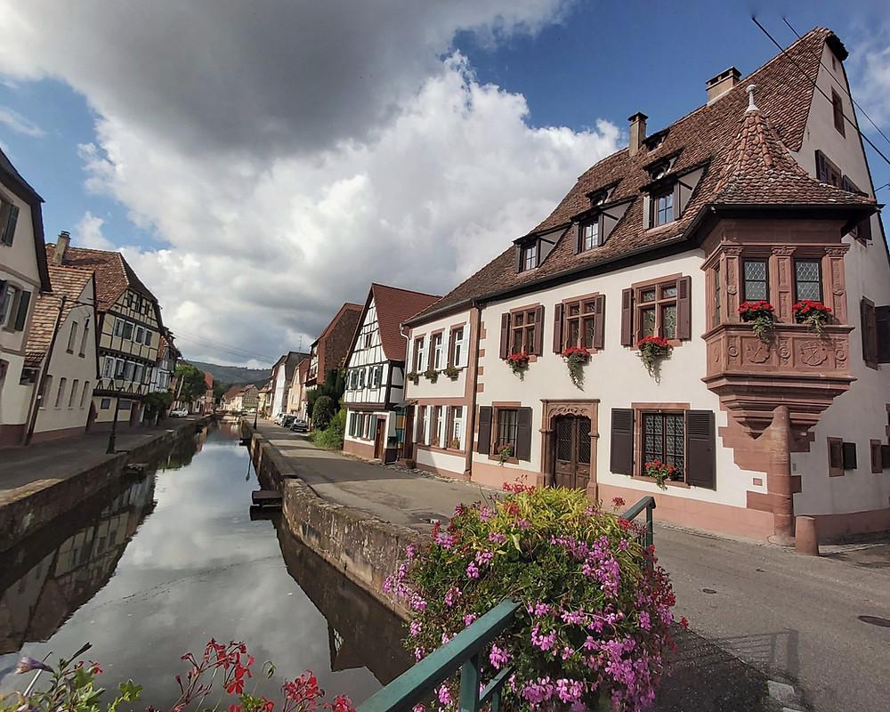 Wissembourg na Alsácia, França, Guiga Soares