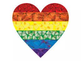 Rainbow Art por Damien Hirst