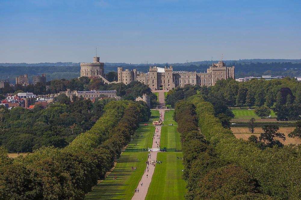 Castelo de Windsor, Inglaterra
