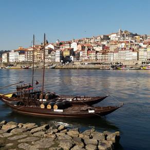Minha primeira vez na cidade do Porto
