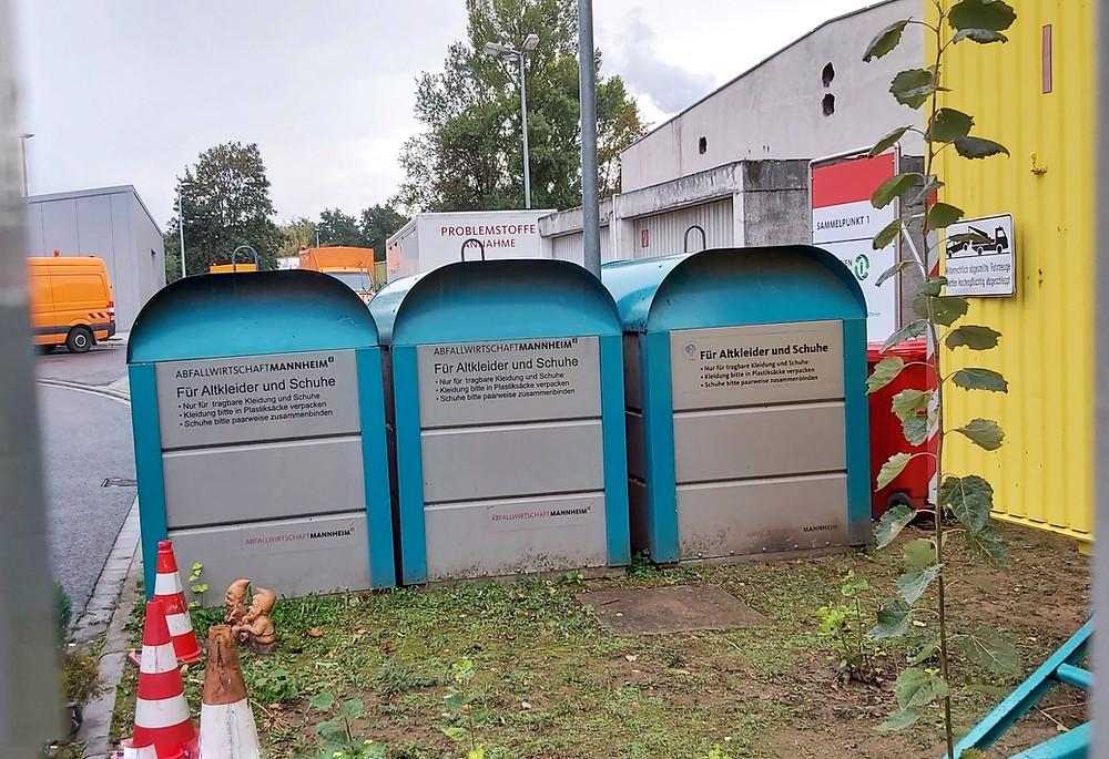 Reciclagem na Alemanha, Mannheim