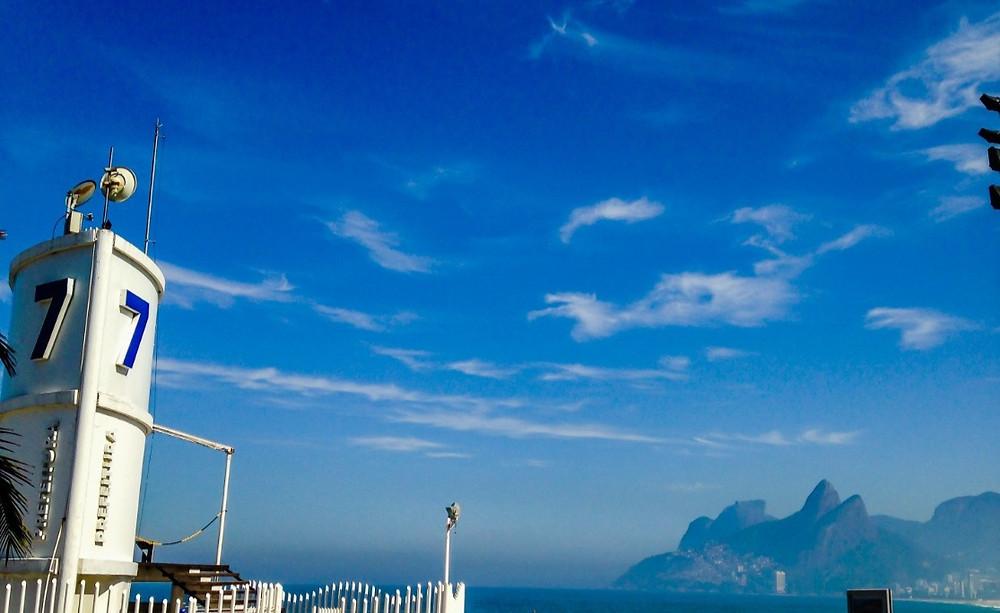 Posto 7, Rio de Janeiro, Arpoador, by Eduardo Alonso