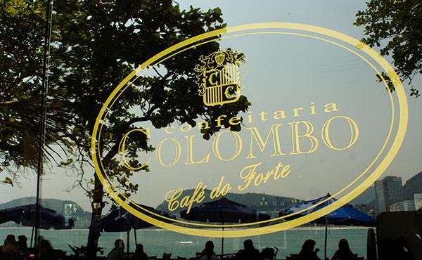 Café do Forte, Copacabana, para curtir as luzes da orla (Foto: Divulgação)