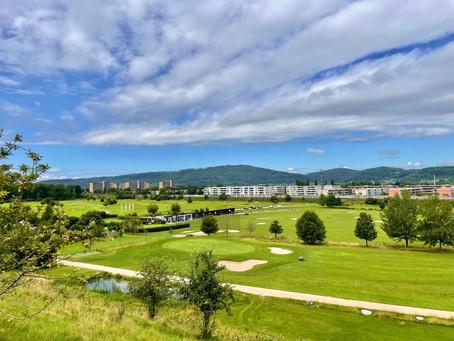 Golfe, meu hobby na Suíça