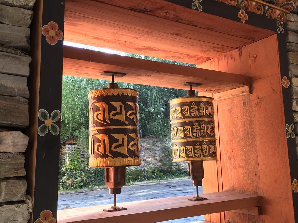 Rodas da oração, Butão, Sonaira d' Ávila