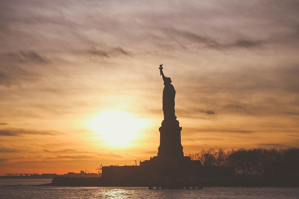 Estátua da Liberdade, Nova Iorque, Pixabay