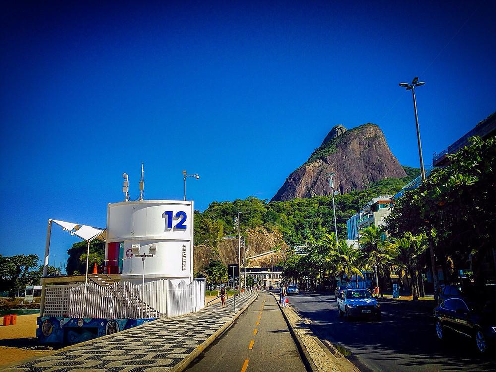 Posto 12, Leblon no Rio, by Eduardo Alonso