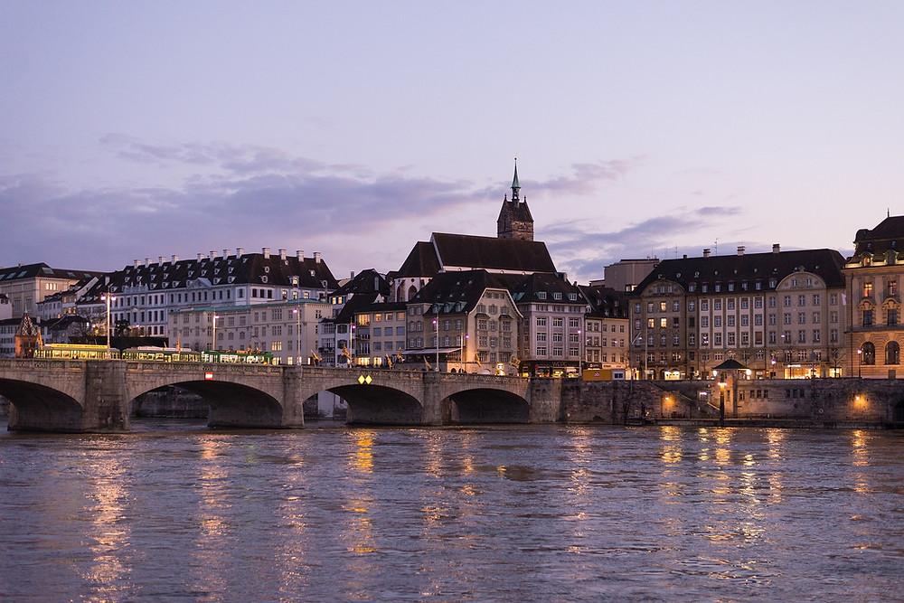 Basel na Suíça