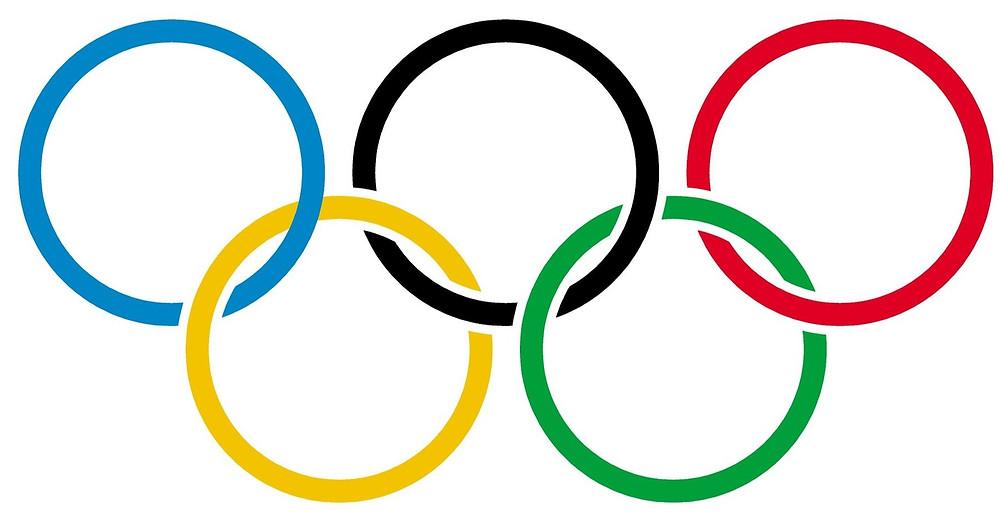 Anéis olímpicos, Pixabay