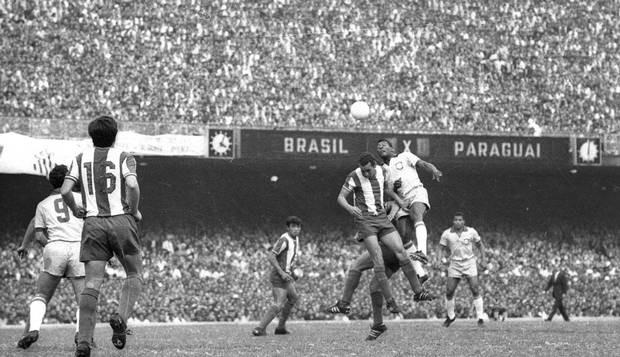 Maracanã em 1950 ( Foto: Acervo O Globo)