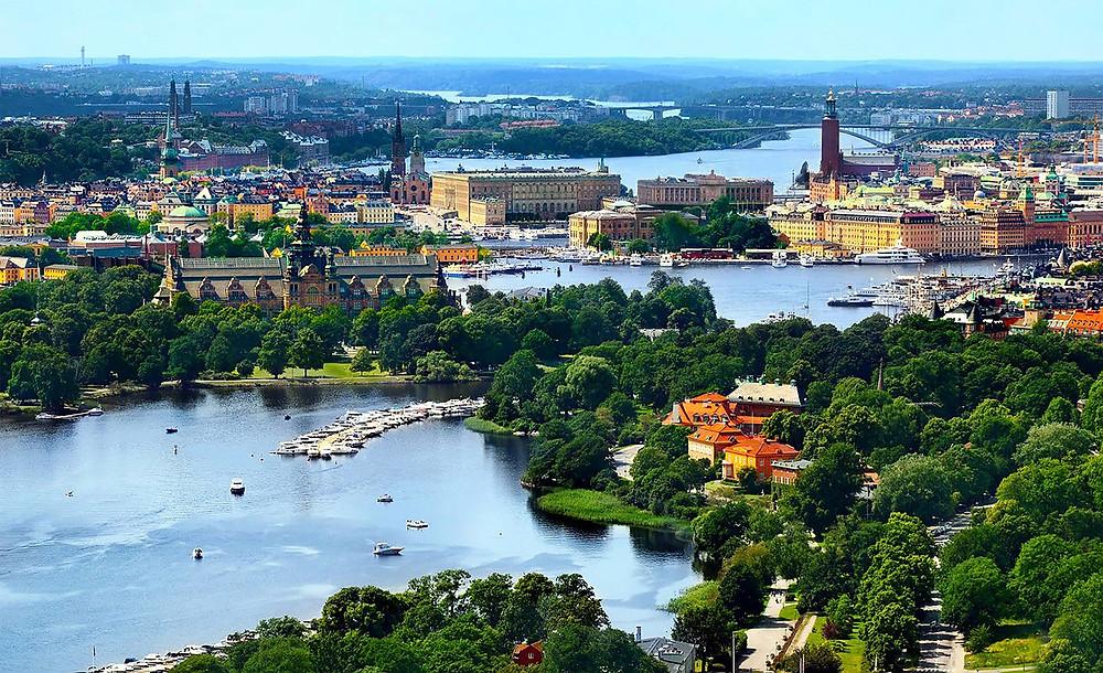 Estocolmo, Pixabay