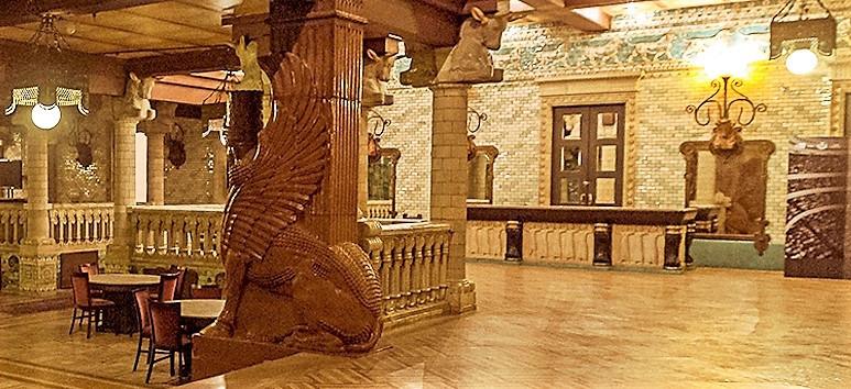 Salão Assyrio, Theatro Municipal do RJ