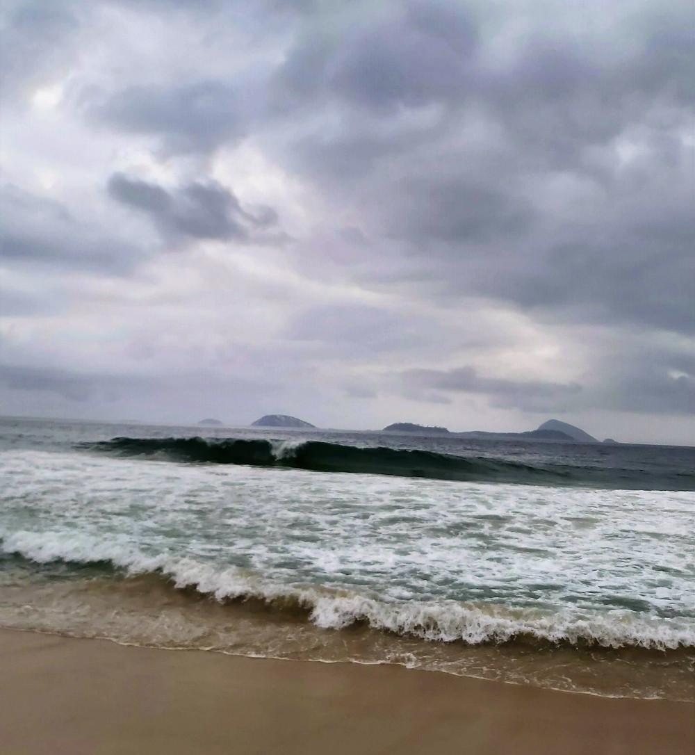 Praia do Leblon, Rio de Janeiro, Guiga Soares