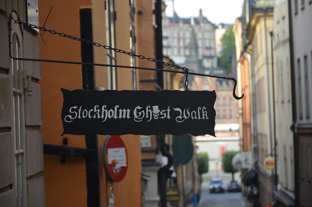 Rua de Estocolmo, Suécia, PIxabay
