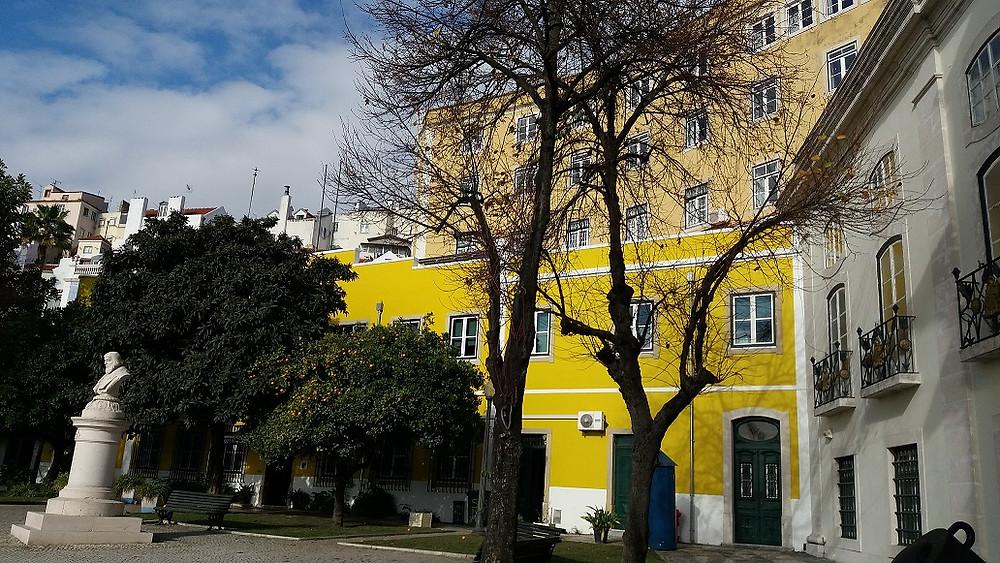 Lisboa perto da estação Santa Apolônia, Guiga Soares