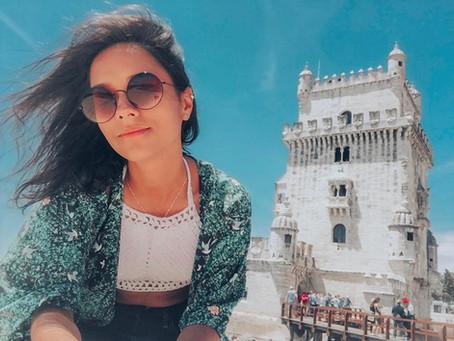 Portugal surgiu na minha vida por acaso