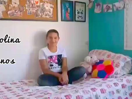 Se você está entediado e sem saber o que fazer em casa, veja esse vídeo.