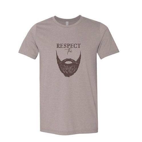 Respect the beard Tee