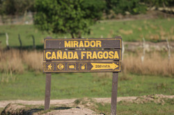 Mirador Cañada Fragosa