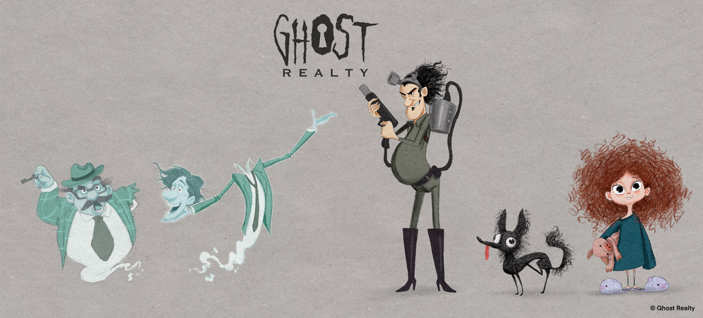 Ghost Realty Lineup