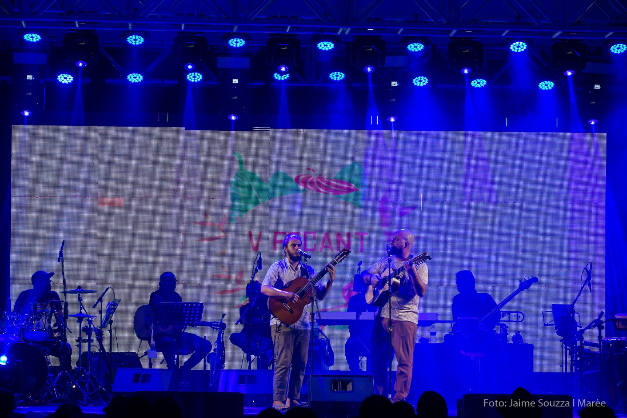 V Fecant - Festival Canção Transamazônica